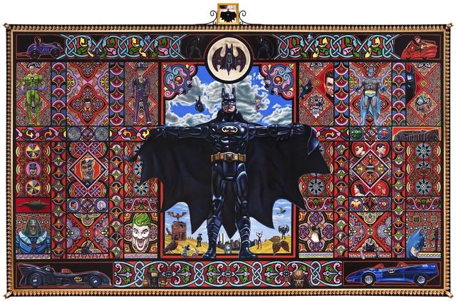 , 'The Holy Batman,' , Gregorio Escalante Gallery