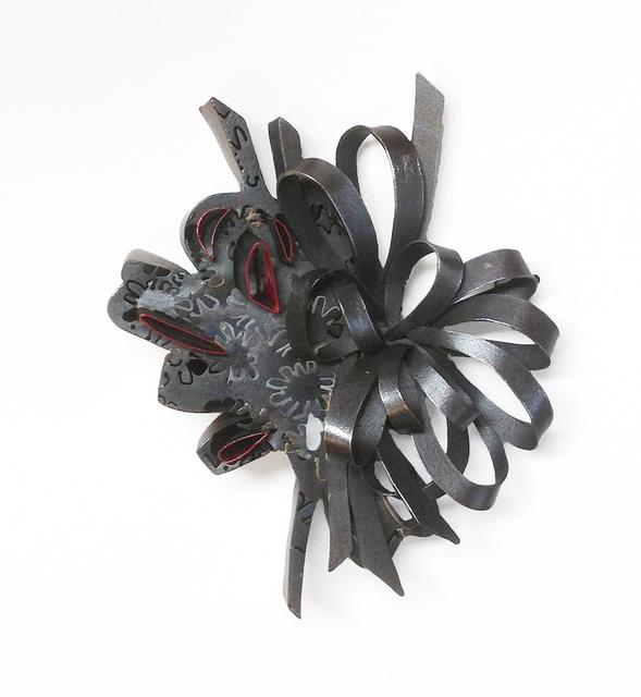 , 'Rorschach Corsage: True Happiness,' 2013, Galerie Noel Guyomarc'h