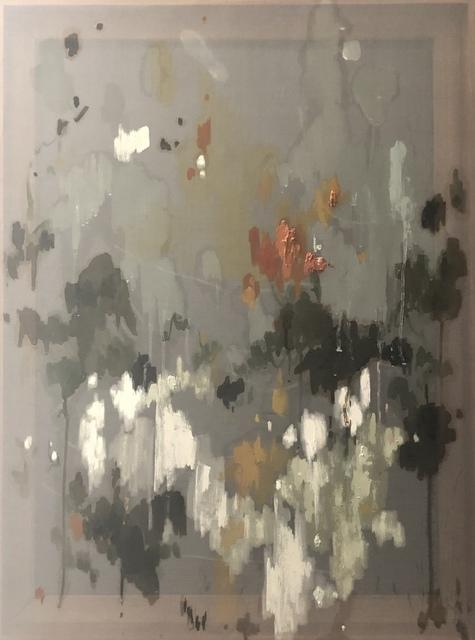 Emma Nourse, ' Whisper II', 2019, Painting, Oil on silk, 99 Loop Gallery