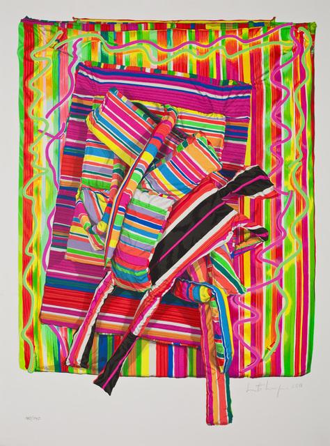 , 'Escalando al infinito,' , Praxis Prints