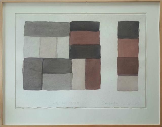 , 'Wall & Tower,' 2003, Tanya Baxter Contemporary