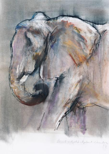 , 'Desert Adapted Elephant,' 2018, John Martin Gallery