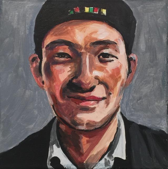 , 'Extended Family: Tibetan Musician,' 2019, 440 Gallery