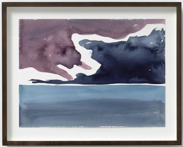 , 'Horizon (Fiji) II,' 2015, carlier | gebauer