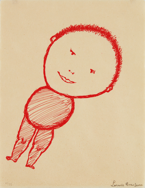 Louise Bourgeois, 'The Smile', 2001, Phillips