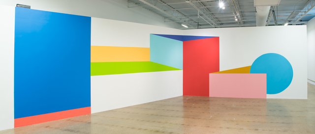 , 'Post-Processing,' 2017, Fort Worth Contemporary Arts