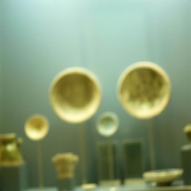 , 'Blue Ground With Stone,' 2002, Galerie Anne-Sarah Bénichou