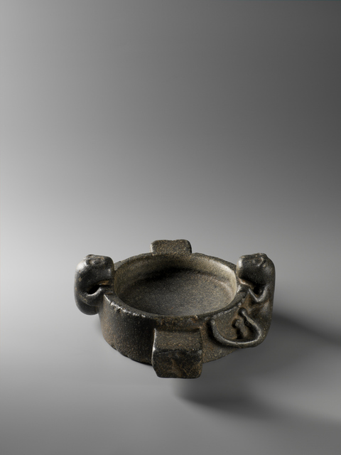 , 'Récipient rituel (Ritual vessel),' 1450 -1532 , Musée du quai Branly