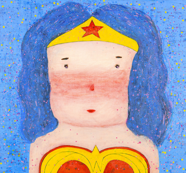 , 'Save the World – Supergirl,' 2016, Liang Gallery