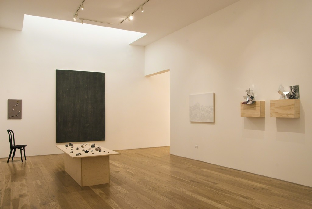 Installation view, 2013, at Samuel Freeman