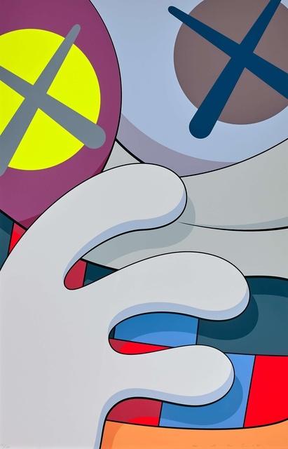 KAWS, 'Blame Game', 2014, Forum Auctions