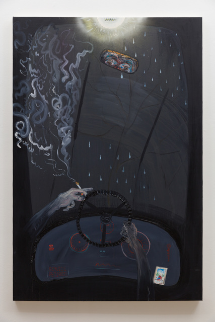 , 'A Reflective Confrontation on the 101 ,' 2015-2019, Klowden Mann