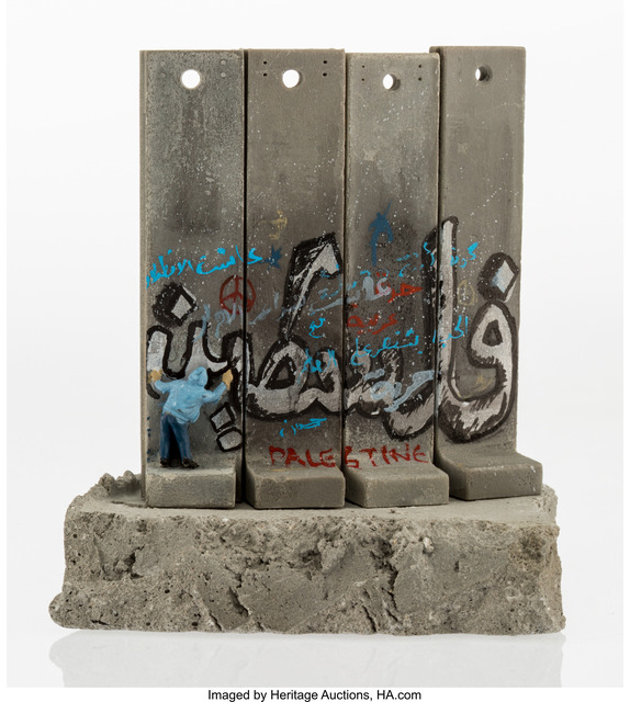 Banksy, 'Souvenir Wall Section', 2017, Heritage Auctions