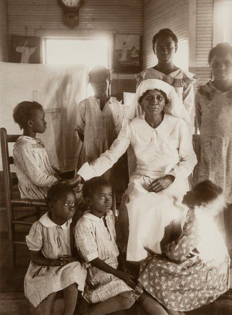 Eudora Welty, 'Sunday School, Holiness Church, Jackson, Mississippi', 1939, Heritage Auctions