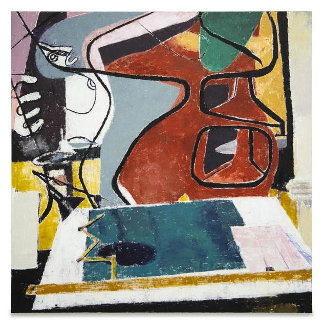 , 'Le Corbusier's Drafting Table, 1953 ,' 2019, Ben Brown Fine Arts