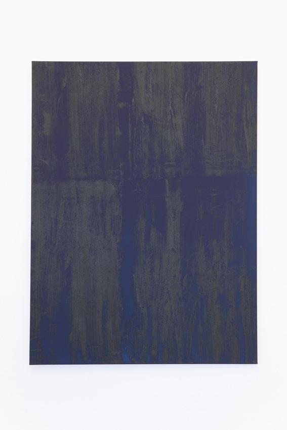 Gérard Traquandi - Sans titre 2015 Oil on canvas