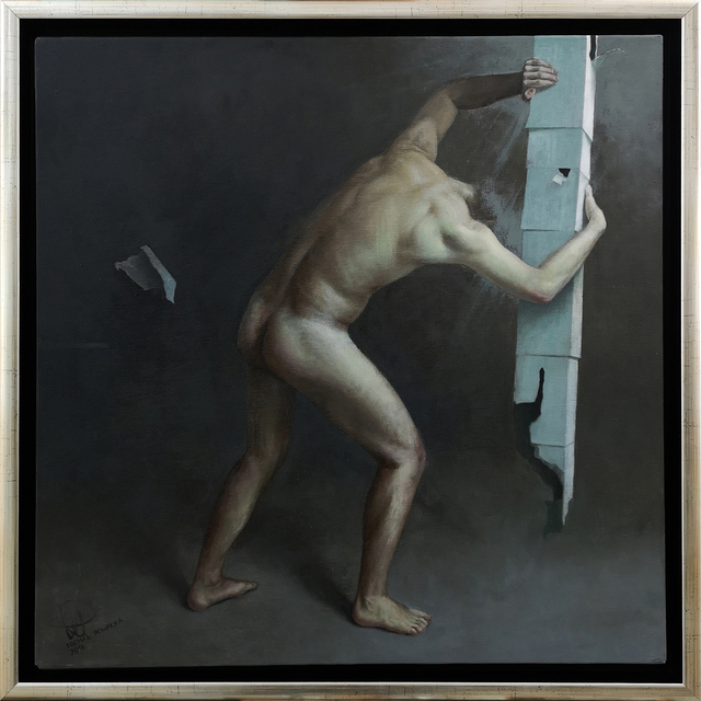 , 'Dominius II,' 2019, Secret Art Society