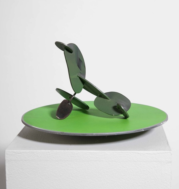 Carolina Sardi, 'Creature Maquette', 2014, Sculpture, Painted steel and aluminum, Pan American Art Projects