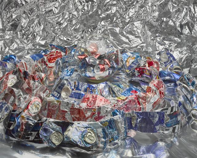 Marilyn Waligore, 'Aluminum RWB #1', 2018, Ro2 Art