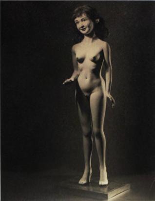 Morton Bartlett, 'Untitled (Standing Nude),', 1950-1960, Ricco/Maresca Gallery