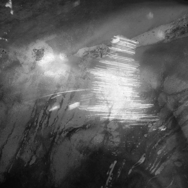 , 'Scratch Light,' 2016, DENK Gallery