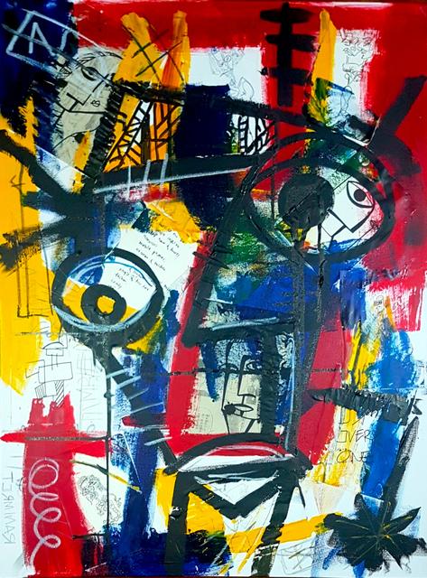 Ane Alfeiran, 'Rove', 2018, Nockart Gallery