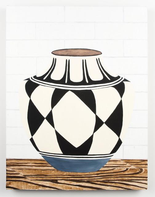 , 'Pueblo Pot,' 2013, Fleisher/Ollman