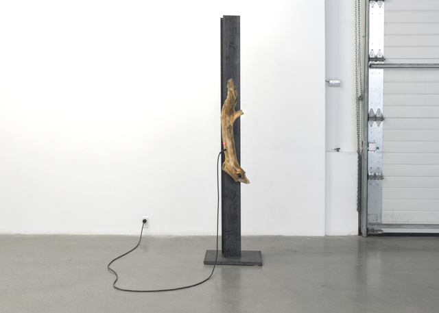 , 'Logged On,' 2015, Arsenal Contemporary