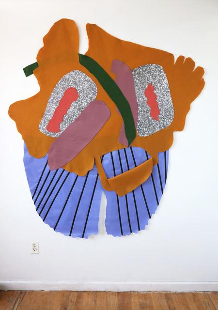 , 'FLOWER MOUTH,' 2018, ROCKELMANN  & PARTNER