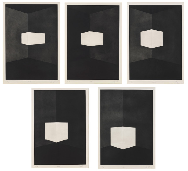 , 'First Light (Squares),' 1989-90, Mary Ryan Gallery, Inc