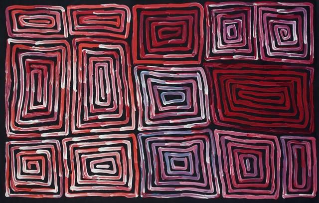 Ronnie Tjampitjinpa, 'Tingari', 2015, Wentworth Galleries