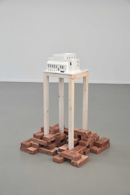 , 'High purity, monument to Ludwig Wittgenstein,' 2014, Martin van Zomeren