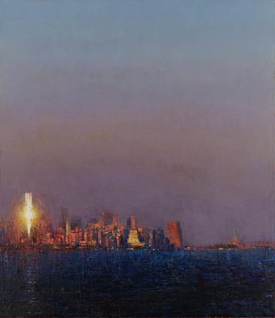 , 'Manhattan from Port Liberte, II,' , John Martin Gallery