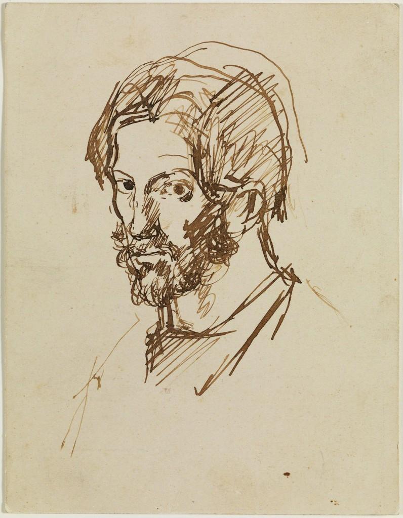 Self portrait, Barcelona or Paris, 1901 Museu Picasso, Barcelona