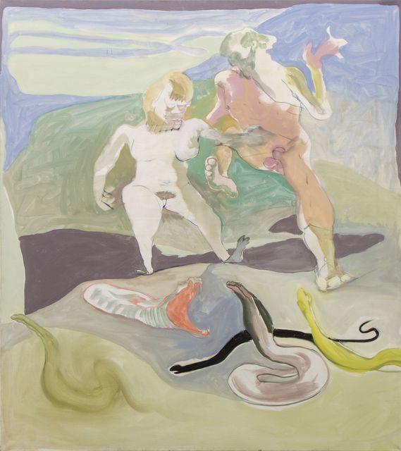 , 'Snakes,' 2011, Galerie Elisabeth & Klaus Thoman