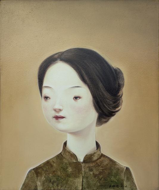 , 'Portrait,' 2016, Longmen Art Projects