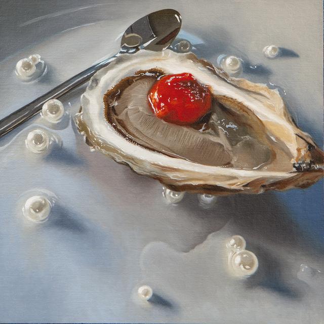 , 'Pearls,' 2019, Louis K. Meisel Gallery