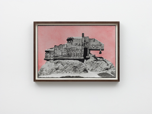 , 'Bunker Point, Pacifica, CA 2016,' 2019, Nils Stærk