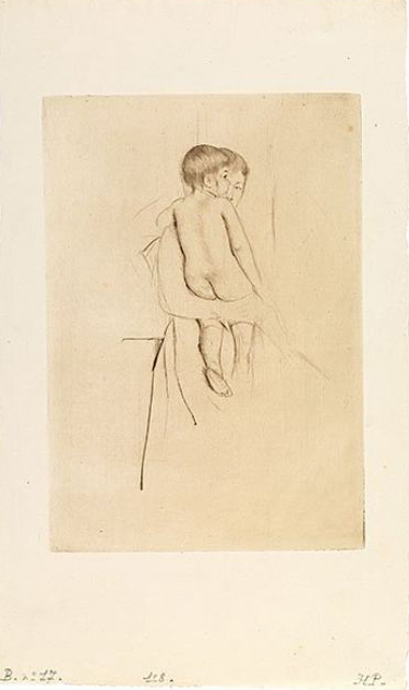 , 'Baby's Back,' 1890, Somerville Manning Gallery