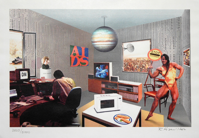Richard Hamilton, 'Just what is it that makes today's home so different?', 1994, Brooke Alexander, Inc.
