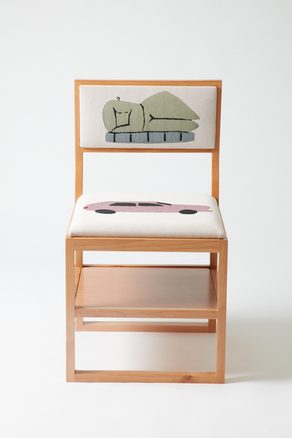 , 'Los Angeles Chair,' 2019, Ochi Projects
