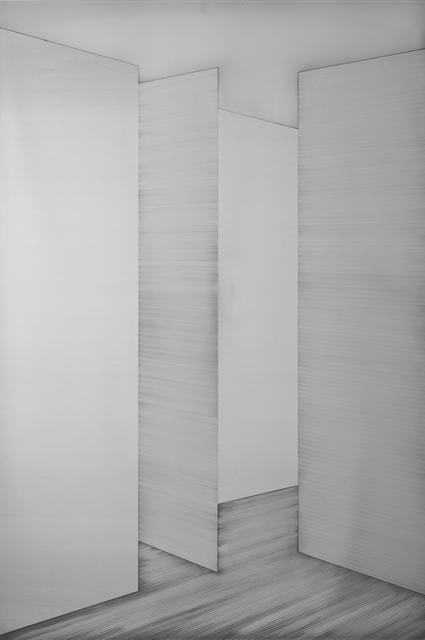 , 'Raumteil 1.3,' 2015, Raum mit Licht