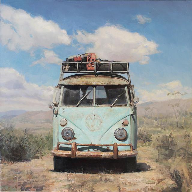, 'Into the Wild,' 2020, Sue Greenwood Fine Art