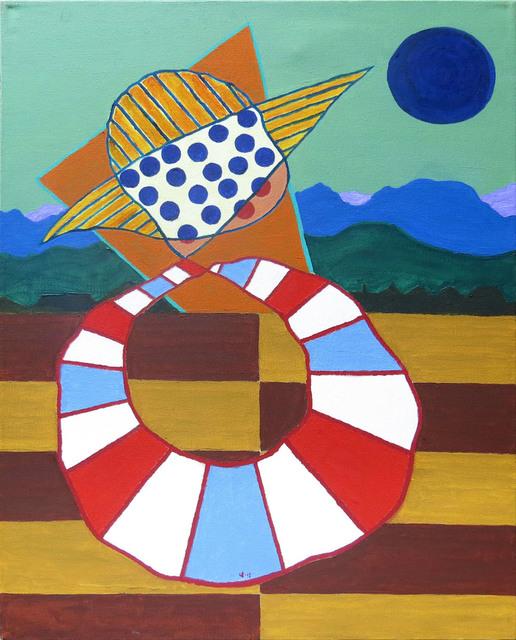 , 'Indochina,' 2015, Edward Thorp Gallery