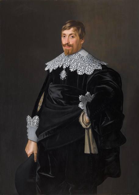 , 'Frederik Dircksz. van Alewijn (1603 – 1665),' ca. 1632-1637, The Weiss Gallery