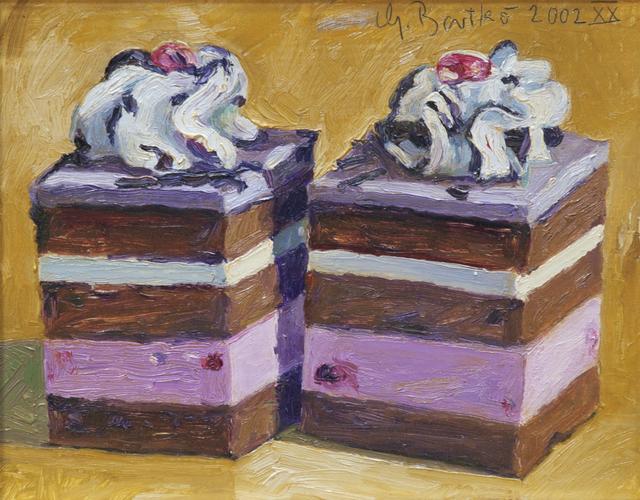 , 'Budapest Pastry XX,' 2002, Imlay Gallery