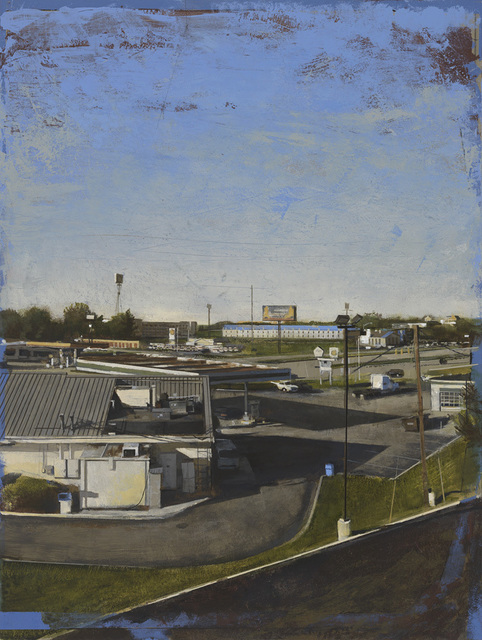 , 'Richmond, IN,' 2016, Clark Gallery