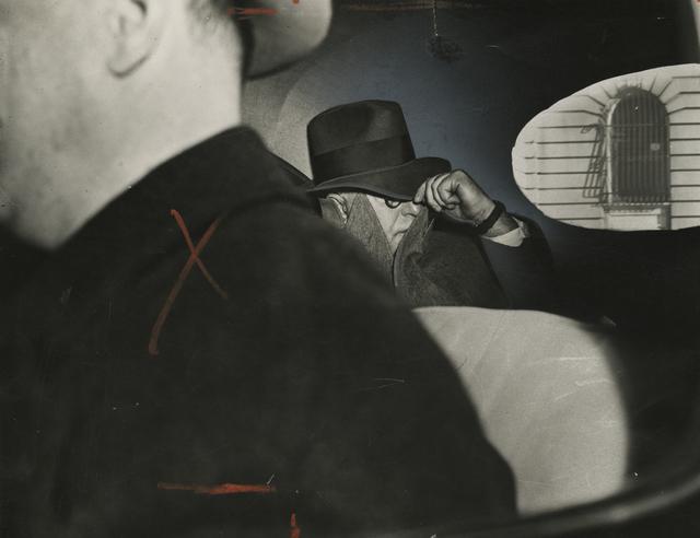 , 'Waxey Gordon,' ca. 1941, Howard Greenberg Gallery