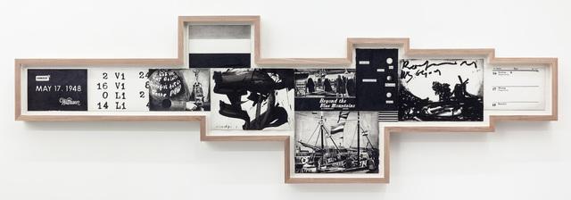 Marcel van Eeden, 'May 17. 1948 (1)', 2013, Galerie Bob van Orsouw