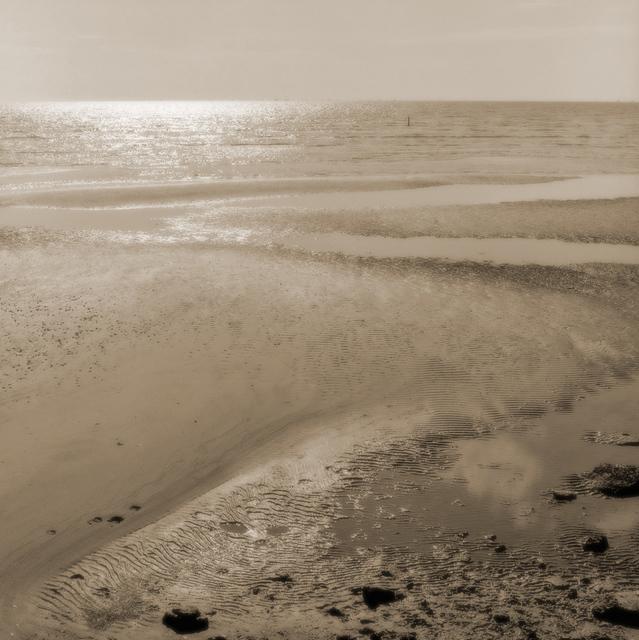 , 'Bay Sunset,'  2000-2005, Paraphé